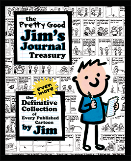 THE PRETTY GOOD JIM'S JOURNAL TREASURY
