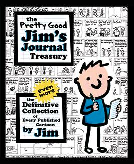 THE PRETTY GOOD JIM'S JOURNAL TREASURY