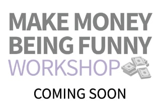 make money being funny